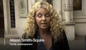 Press Representation - Alison Smith-Squire