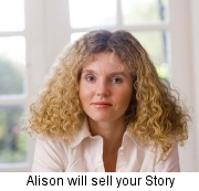 Alison Smith-Squire will sell your story through Featureworld