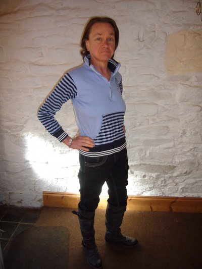 Ruth Hughes MID-LIFE ANOREXIA