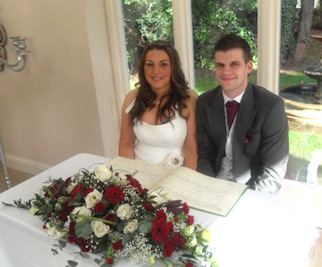 Lucie Glenny bought an amazing wedding for £2000 off a discount website
