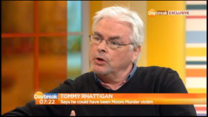 Tommy Rattigan, Daybreak