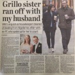 Daily Mail sell story
