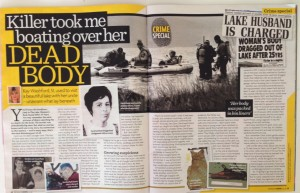 Lady in the Lake story