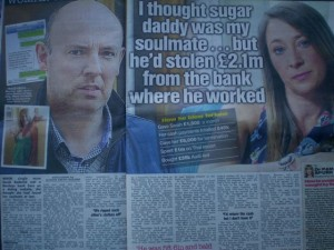 The Sun sell my story