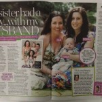 Woman magazine story