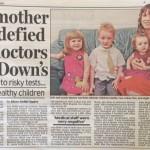 Marlen Von Roth, Daily Mail