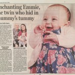 Callie Martin's story Daily Mail