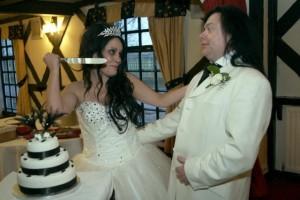 Paul Dunstan bigamist wedding