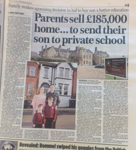 sell my story to the mail on sunday