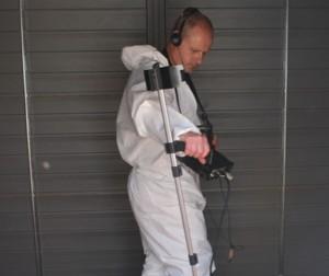 Peter Faulding forensic investigtor