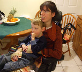 DAWN'S STORY – THE MUM WITH LOCKED-IN SYNDROME