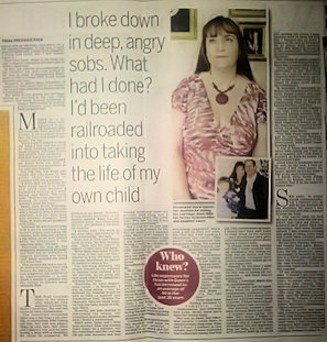 Down's syndrome abortion story