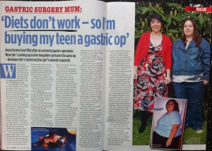Why I'm giving my daughter gastric surgery for her 18th birthday