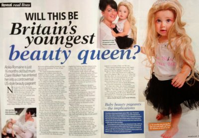 Beauty Pageant | Reveal mag
