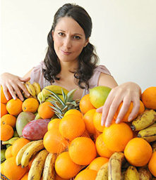 Fruitarian Star Kechara