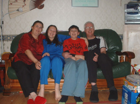 whole family has Aspergers Syndrome