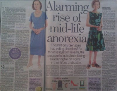 mid life anorexia