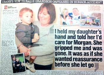 Diane Miller - I will care for my Orphaned grandson