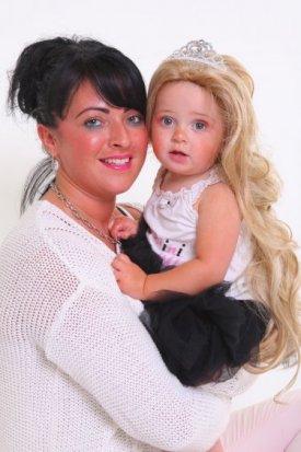 Miss Mini Princess UK pageant