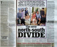 the north south divide