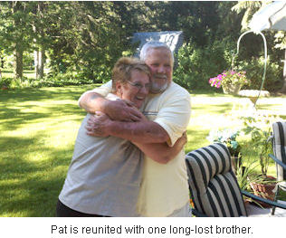 Pat Janaway - I FOUND MY LONG LOST FAMILY – ON HOLIDAY