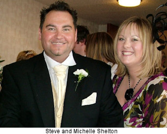 Steve and Michelle Shelton - husband gambled away our marriage