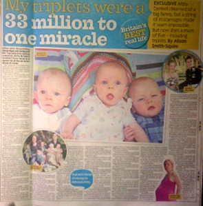 Story about Triplets