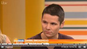 Daniel Broadhead, ITV Daybreak