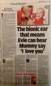 Bionic ear - Good Health