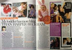 Sell story to Woman mag