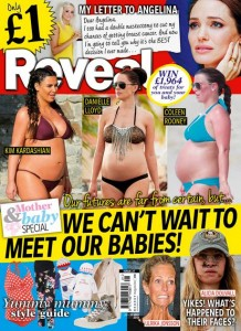 Sell story to Reveal mag