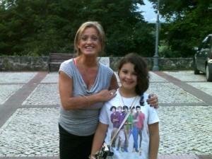 Gillian and Sara