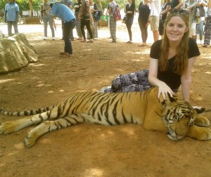 Tiger Temple mauling