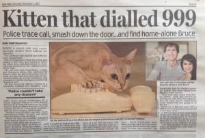 James Cocksedge, Daily Mail