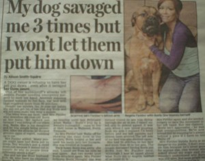 Angela Fielder, Daily Mail