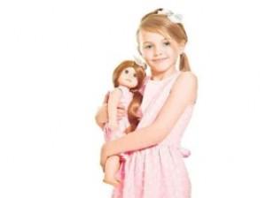 lookalike doll