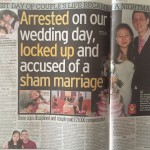 Sunday Mirror story - sell your story