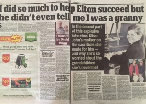 sell your story to the daily mail