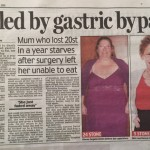 sell story to the Daily Mail