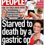 Sunday People sell my story