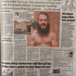 Craig Lazie Lynch, Mail on Sunday