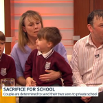 how to get on Good Morning Britain
