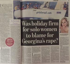Georgina Mortimer, Girls for Sail