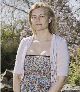 Helen Barnes donated £40K