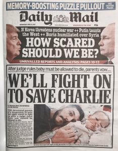 Charlie Gard - we'll fight on