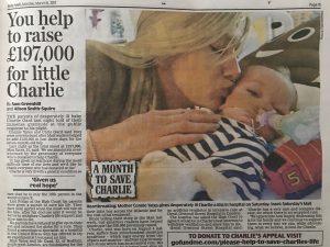 Daily Mail - Charlie Gard