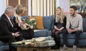 Connie Yates, Chris Gard, ITV This Morning