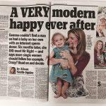 Sperm donor story