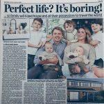 Matthew and Faye Gooding, Daily Mail