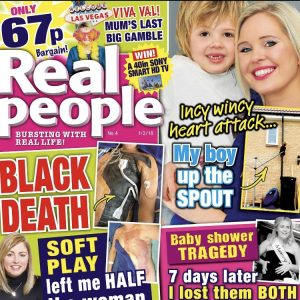 sell my story to Real People mag